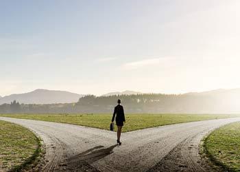 Question et choix d'entrepreneur