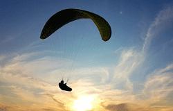 le parapente comme la supervision de la pratique professionnelle